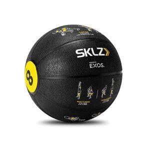 Sklz Balón de Entrenamiento SKLZ Mediano 8 lb Negro
