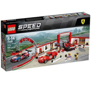 Lego Ferrari Ultimate Garage Lego 75889