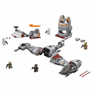 Lego Defensa de Crait Lego Star Wars 75202