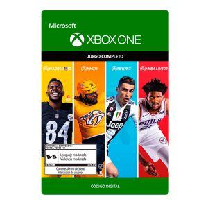 Microsoft EA Sports 19 Bundle Xbox One