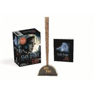Harry Potter Hermione's Wand with Sticker Kit by Running Press