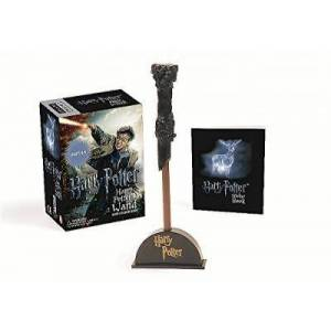 Harry Potter Wizard's Wand with Sticker Book by Running Press