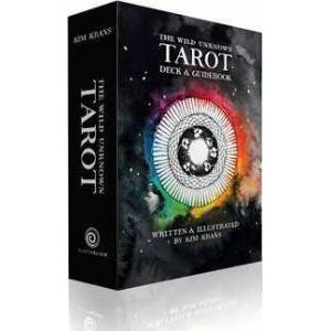 The Wild Unknown Tarot Deck and Guidebook (Official by Kim Krans