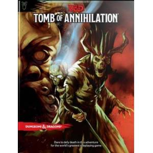 Tomb of Annihilation by Wizards RPG Team