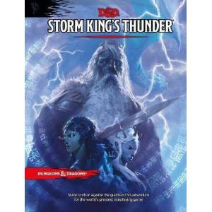Storm King's Thunder by Wizards RPG Team