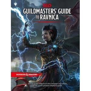 Dungeons & Dragons Guildmasters' Guide to Ravnica by Wizards RPG Team