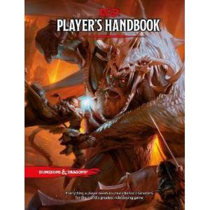 Dungeons & Dragons Player's Handbook (Dungeons by Wizards of the Coast