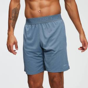 MP Men's Essentials Training Shorts - Washed Blue - XL