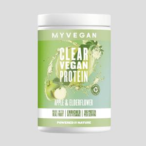 Myvegan Clear Vegan Protein - 320g - Apple & Elderflower