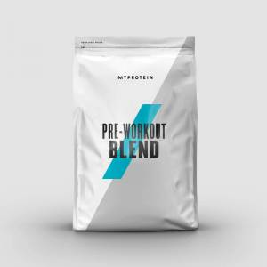 Myprotein Pre-Workout Blend - 500g - Orange Mango Passionfruit