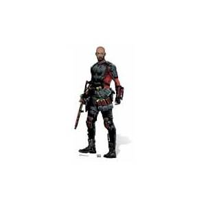 Star Cutouts Suicide Squad - Deadshot (No Mask) Lifesize Cardboard Cut Out