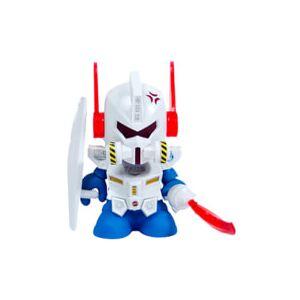 Kidrobot Gundam 3 Inch Mini Figure - White Edition
