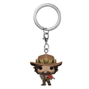 Pop! Keychain Overwatch McCree Pop! Keychain