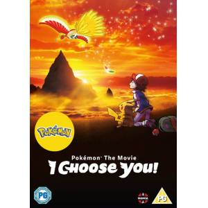Manga Entertainment Pokemon The Movie 20: I Choose You!