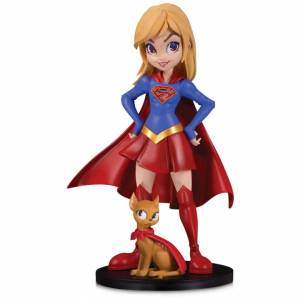 DC Collectibles DC Artists Alley PVC Figure Supergirl by Chrissie Zullo 17 cm