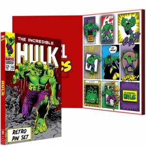 Numskull Hulk Pin Set
