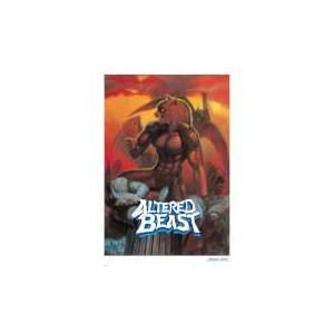 Altered Beast Limited Edition Giclee Art Print - Timed Sale