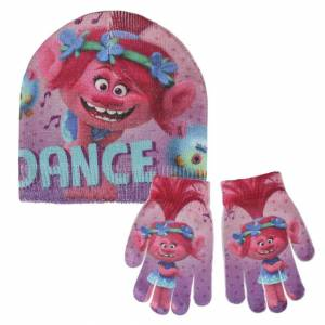 Trolls Gloves and Hat