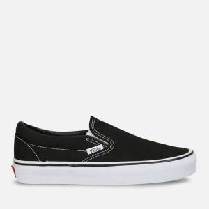 Vans Classic Slip-On Trainers - Black - UK 9