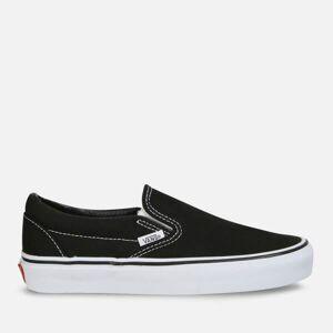 Vans Classic Slip-On Trainers - Black - UK 3