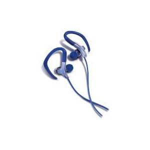 Mixx Cardio Sports Earphones with Mic Remote - Blue