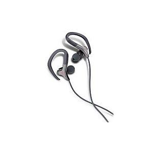 Mixx Cardio Sports Earphones with Mic Remote - Grey
