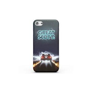 Back To The Future Great Scott Phone Case - iPhone 8 Plus - Tough Case - Matte
