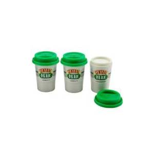 PALADONE Friends Central Perk Lip Balm Set of 3