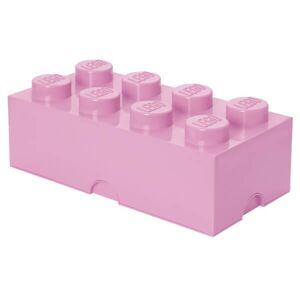 Room Copenhagen LEGO Storage Brick 8 - Light Purple