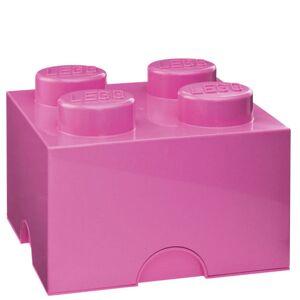 Room Copenhagen LEGO Storage Brick 4 - Pink