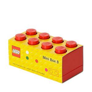 Room Copenhagen LEGO Mini Box 8 - Bright Red