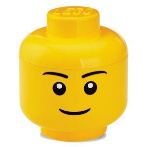 Room Copenhagen LEGO Iconic Boys Storage Head - Small