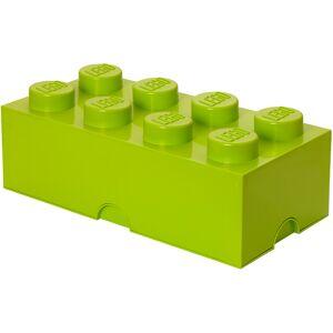 Room Copenhagen LEGO Storage Brick 8 - Light Green
