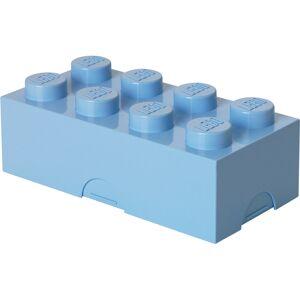 Room Copenhagen LEGO Lunch Box - Light Blue