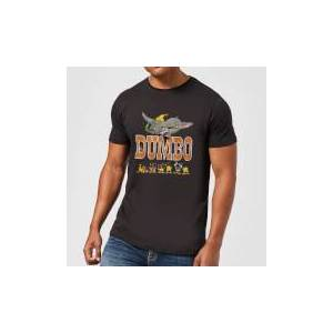 Disney Dumbo The One The Only Men's T-Shirt - Black - XS - Black