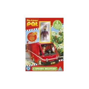 Universal Pictures Postman Pat: Special Delivery Service - A Speedy Delivery (Includes Jay Bains Figurine)