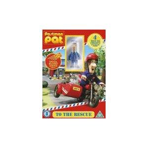 Universal Pictures Postman Pat: Special Delivery Service - Pat to the Rescue (Includes Postman Pat Figurine)