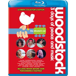 Warner Home Video Woodstock UCE 40th Anniversary