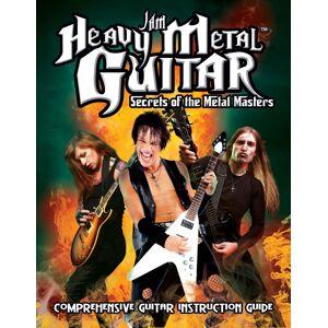 Wienerworld Ltd Jam Heavy Metal Guitar: Secrets of the Metal Masters