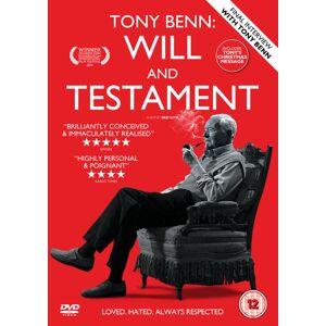 Spirit Entertainment Tony Benn: Will And Testament