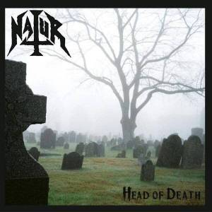 Earache Records Natur - Head Of Death