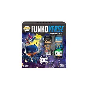 Funkoverse DC Comics 100 Base Set (German)