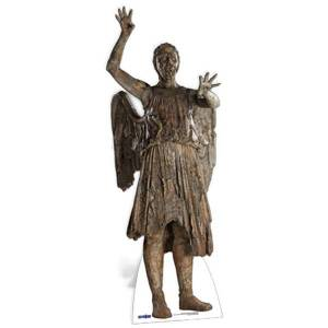 Star Cutouts Doctor Who Weeping Angel Attacking Cut Out