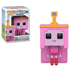 Pop! Vinyl Adventure Time x Minecraft Princess Bubblegum Pop! Vinyl Figure