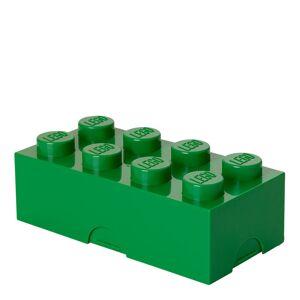 Room Copenhagen LEGO Lunch Box - Dark Green