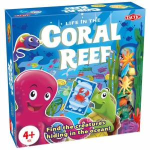 Tactic Games Coral Reef Game