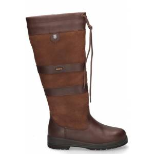 Dubarry Galway Extra Fit 3931 Donkerbruin  Outdoorboots