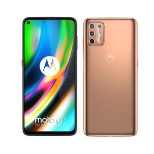 "MOTOROLA moto g9 plus smartphone  17,27 cm (6,8"") FHD+ scherm  Android™ 10  128 GB geheugen  4 GB geheugen  octa-core processor  Bluetooth® 5.0"