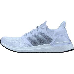 adidas Men's Ultraboost 20 Running Shoes - White - US 9/UK 8.5