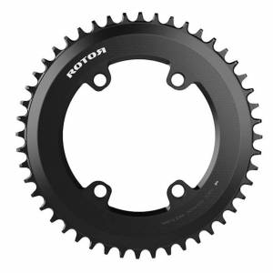 Rotor Aero Round Outer Chainring - 52T